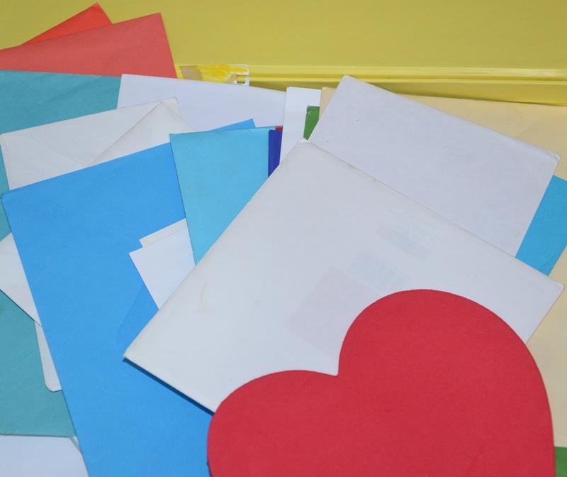 Cutia cu scrisori de dragoste