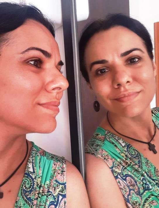 Ai curaj Împrietenește-te cu oglinda ta - Anda Elena Pintilie